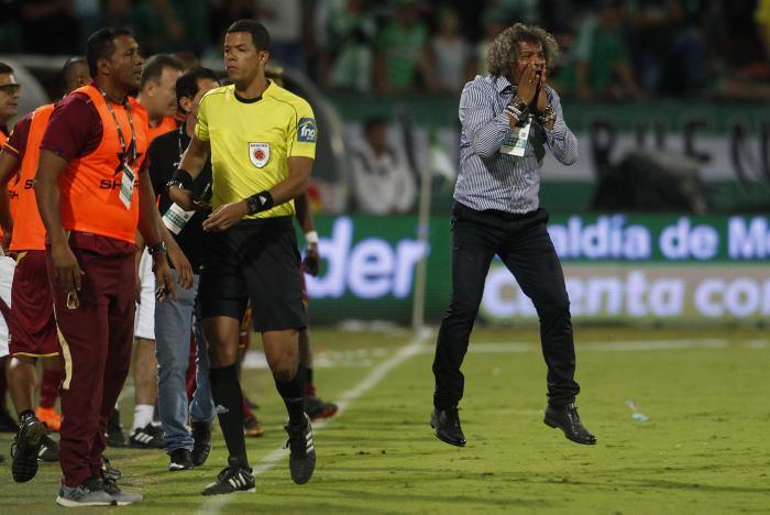 James felicita al Deportes Tolima por su título del FPC