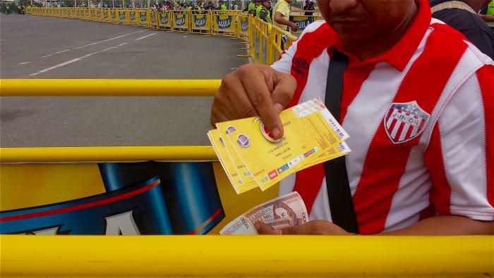 Federación Colombiana de Fútbol responde acusaciones por reventa de boletas