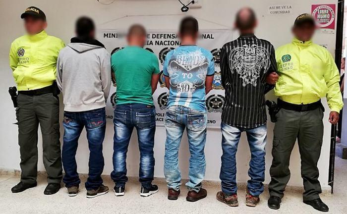 Capturan a grupo familiar que abusaba sexualmente de una niña en Antioquia