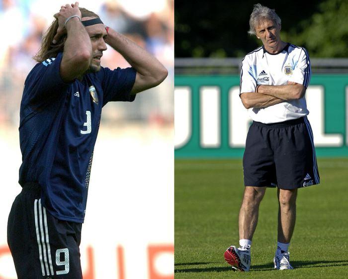 Gabriel Batistuta y su consejo para Pékerman sobre la Selección Argentina