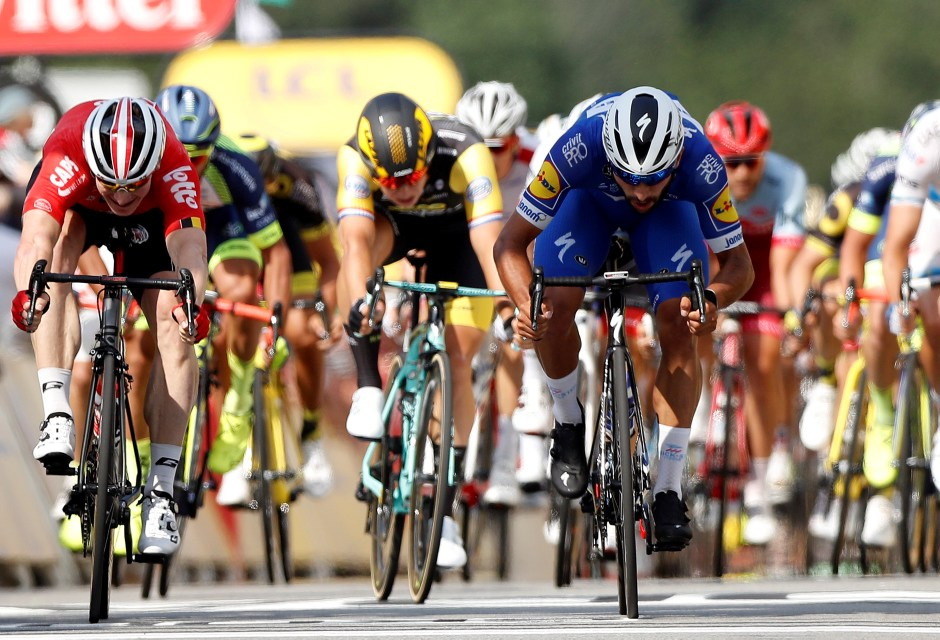 Resultado de imagen para clasificacion tour de francia etapa 4