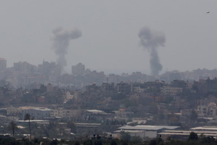 Reportan nuevos lanzamientos de proyectiles desde Gaza a Israel