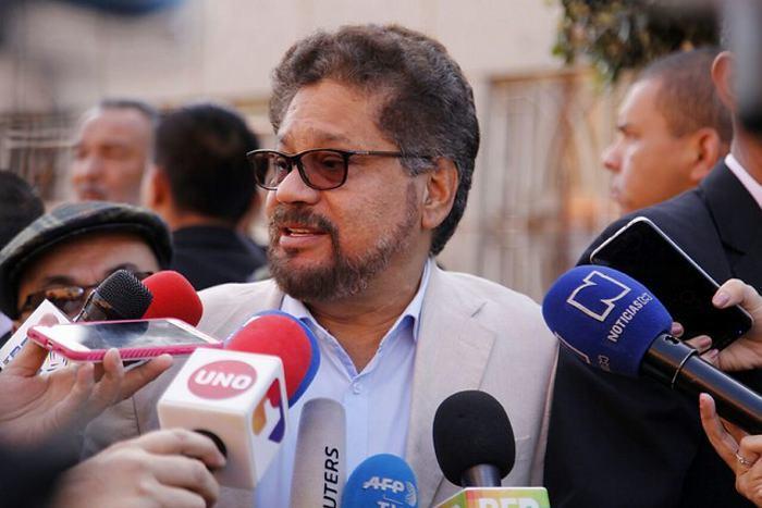 Santrich no quedará en libertad por instalación del Congreso: Fiscalía