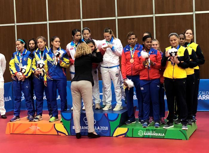 Puerto Rico campeón del tenis femenino