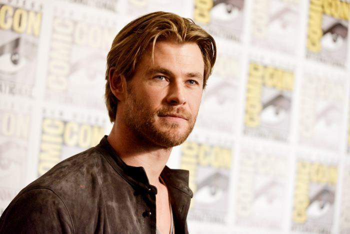 Checa el primer vistazo de Chris Hemsworth en 'Hombres de Negro'