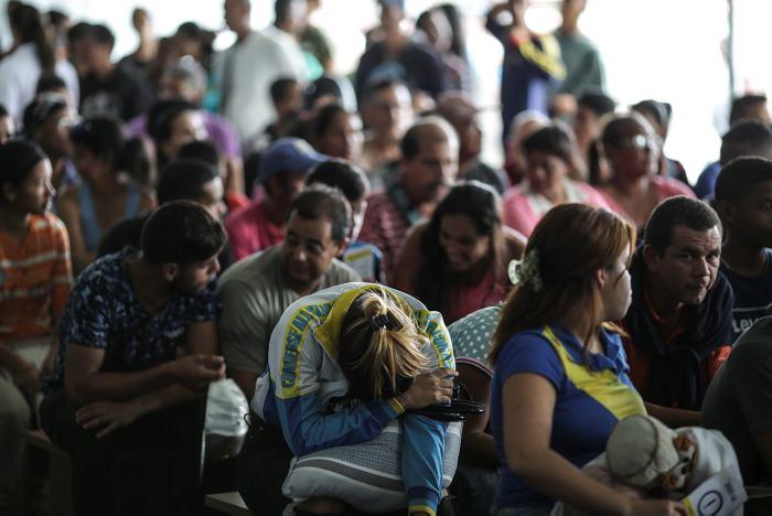 EEUU aumenta la ayuda a Colombia para atender a migrantes venezolanos
