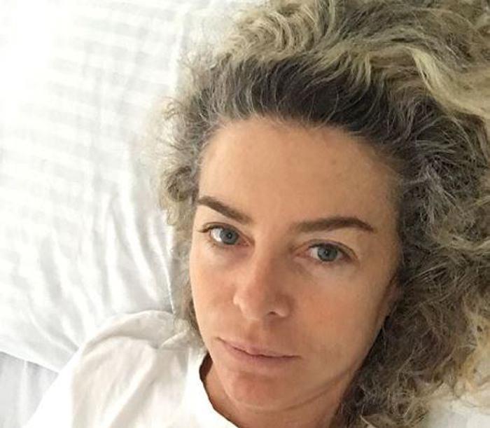 Exceso de ejercicio mandó a la clínica a Margarita Rosa de Francisco