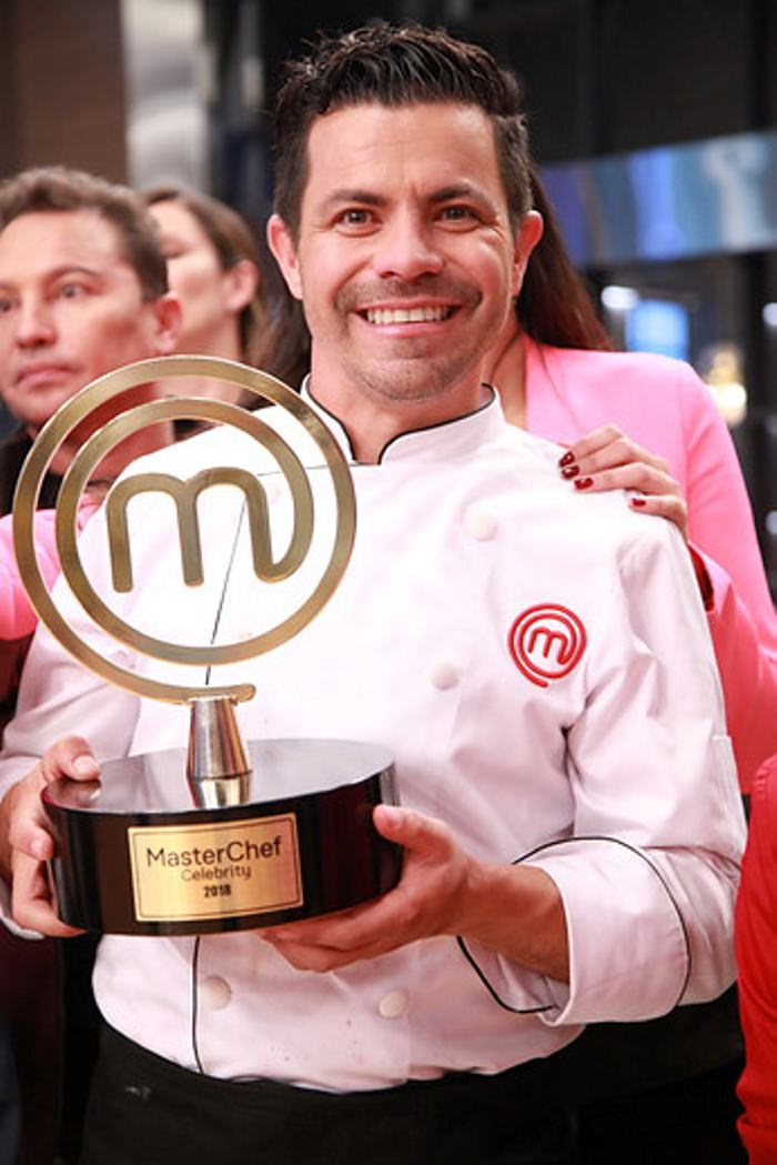 Piter Albeiro Es El Ganador De Masterchef Celebrity En Colombia Masterchef Celebrity En Colombia El Universal Cartagena El Universal Cartagena