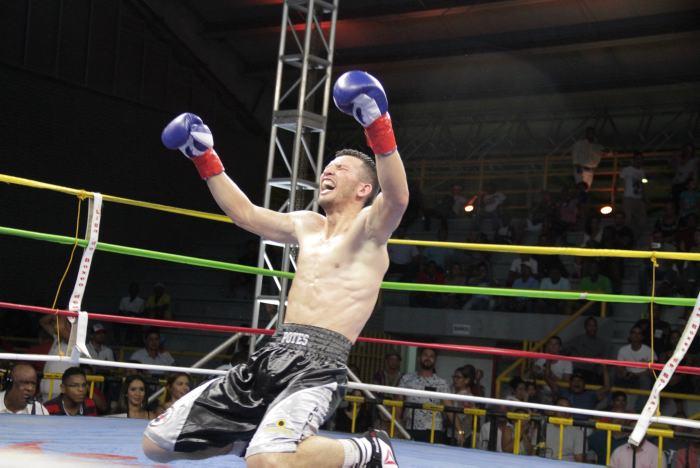 Dormedes Potes se quedó con el título de boxeo de la Fedelatín | boxeo Ider | EL UNIVERSAL - Cartagena | EL UNIVERSAL - Cartagena