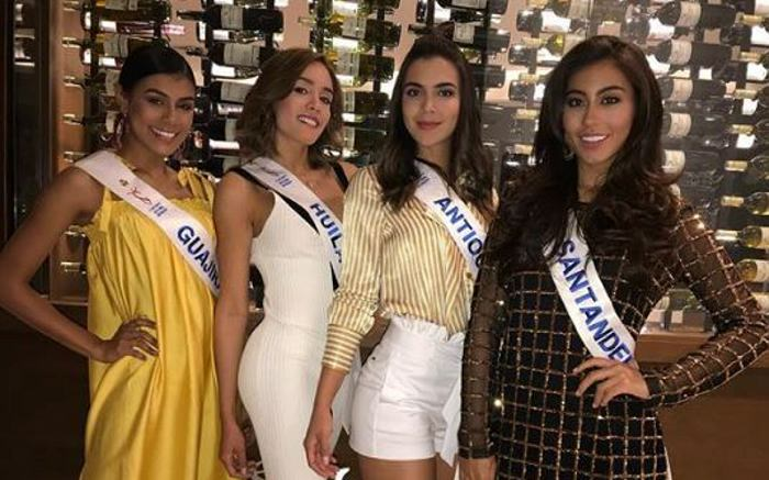 Vea algunas fotos de la nueva Señorita Colombia, Valeria Morales — FARÁNDULA