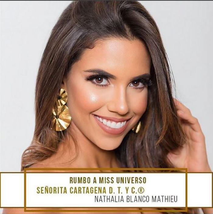 Resultado de imagem para miss colombia 2018 universo candidatas