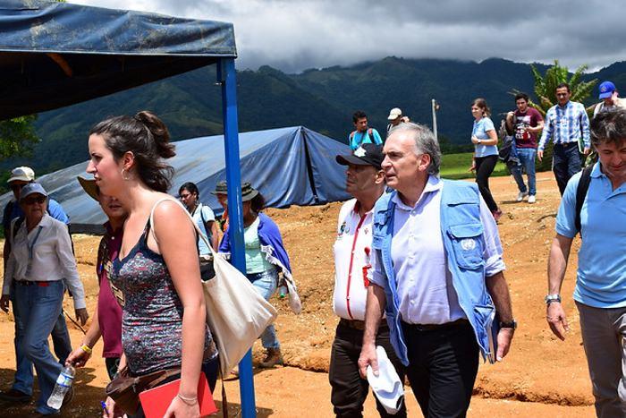 FARC pide al presidente Duque reactivar instancias del acuerdo de paz