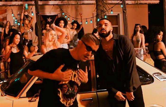 Drake se une al reguetón cantando en español con Bad Bunny