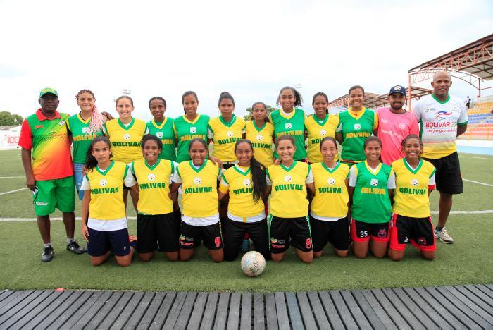 Bolívar quiere figurar en Zonal de Fútbol Juvenil en Bucaramanga 6ec64111c91ec