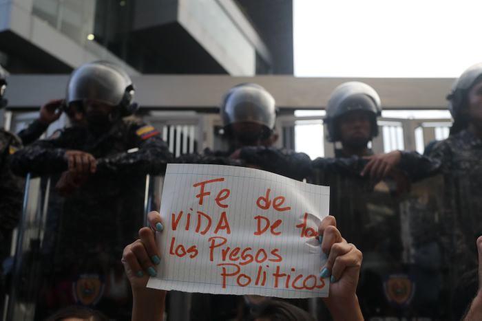 La ONU preocupada por la suerte de 59 colombianos detenidos en Venezuela