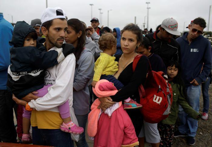 Patrulleras y Guardacostas - Página 9 Crisisenvenezuelamigrantes