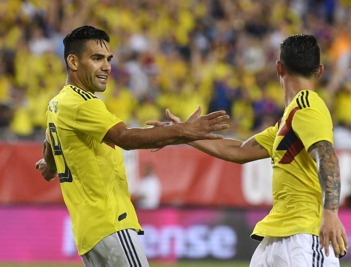 """""""Es importante seguir dando el 100% por la Selección Colombia"""": Falcao García"""