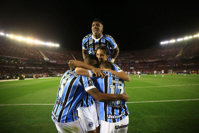 Gremio consigue un valioso triunfo ante River Plate en Copa Libertadores 06674f97e71fe