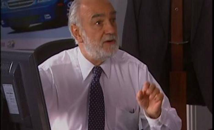 Falleció el actor Javier Gnecco