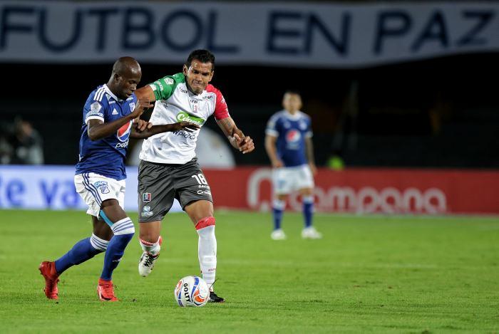 Millonarios y Once Caldas definen un finalista de la Copa Águila