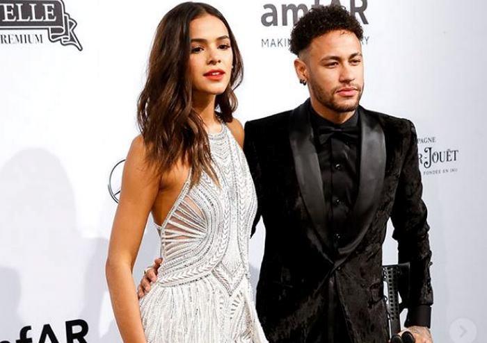 Resultado de imagen para Neymar y Bruna Marquezine