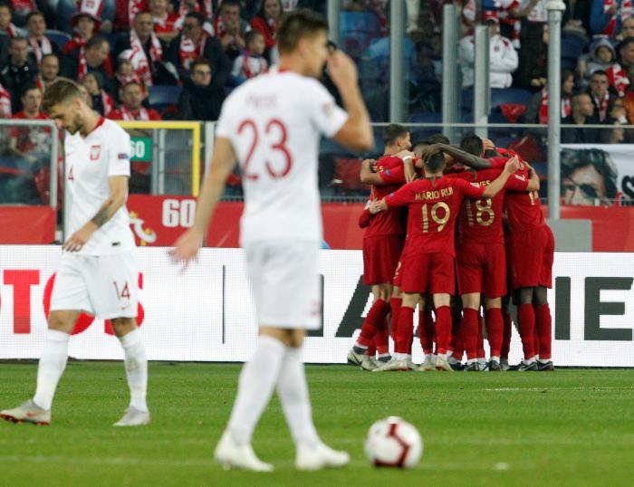 Portugal, sin Cristiano Ronaldo, vence a Polonia y lidera su grupo