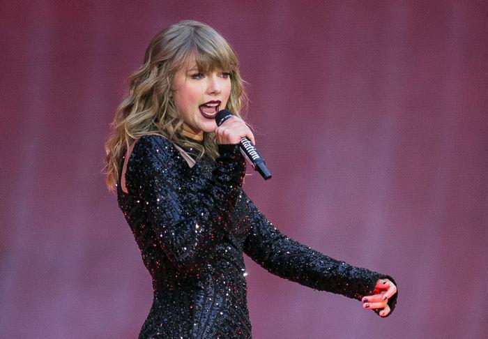 Las canciones de Taylor Swift