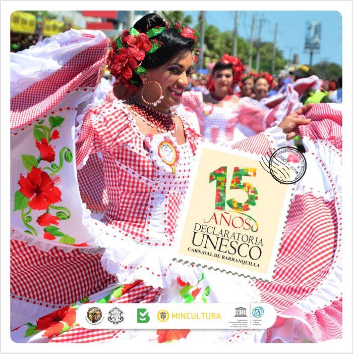 Carnaval De Barranquilla 15 Años Como Patrimonio De La Humanidad El Universal Cartagena