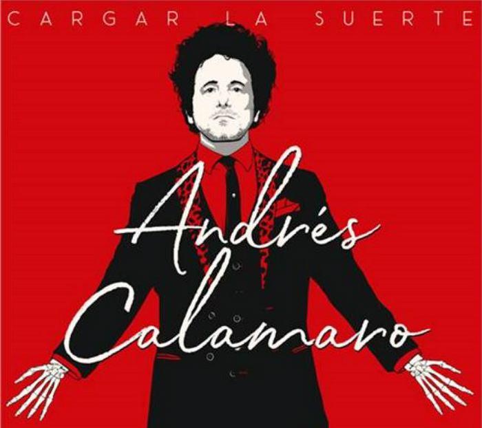 Nuevo álbum discográfico de Andrés Calamaro