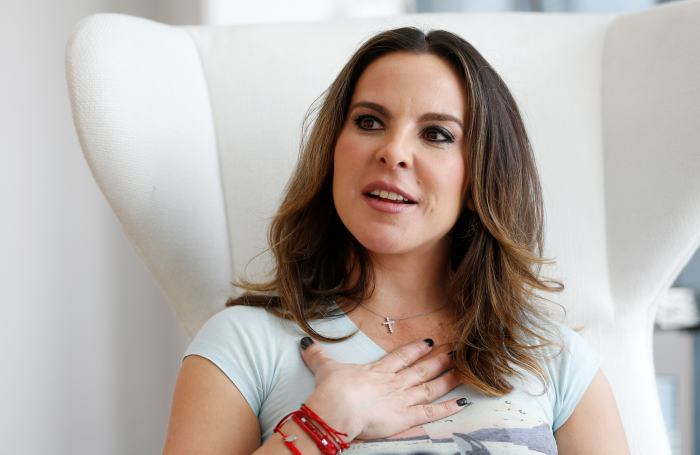 No voy a testificar: Kate del Castillo