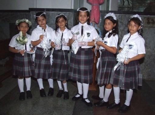 Laura Madera, Vanessa Vertel, María Agámez, Yina Morales, Valentina ...