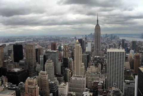 el el empire state building es ahora el edificio ms alto de nueva york tras la cada de las torres gemelas