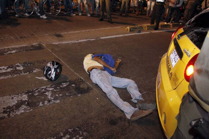 Resultado de imagen para Dos hombres mueren en accidente de motocicleta