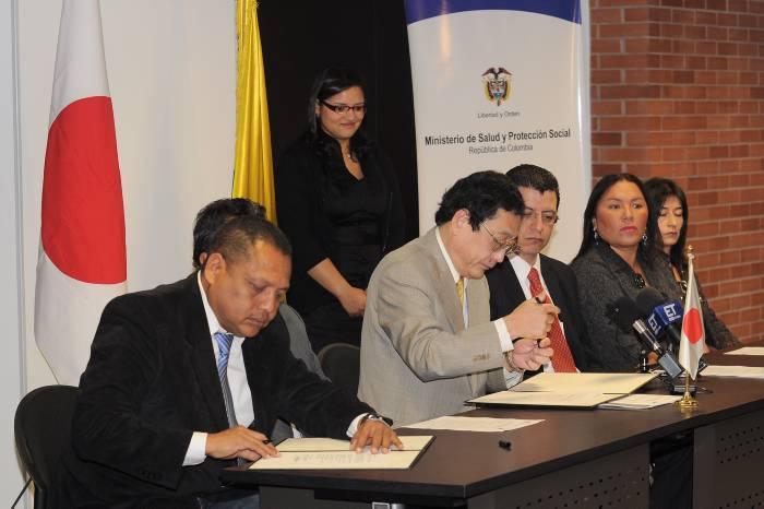 Japón dona equipos a ESE de Hatillo de Loba - El Universal - Cartagena