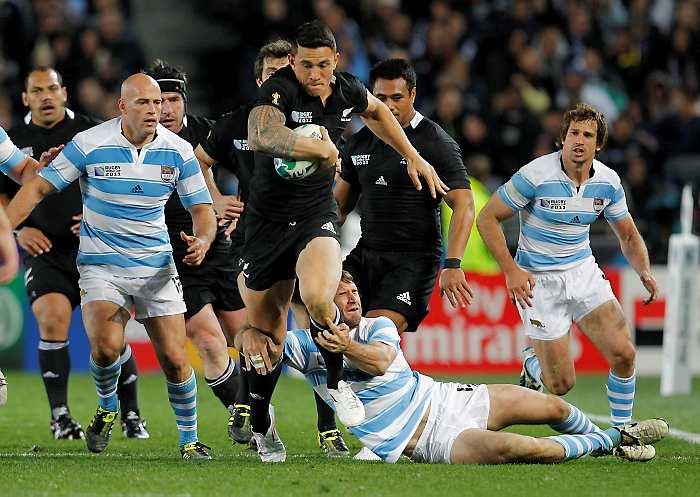 Nueva Zelanda elimina a Argentina del Mundial de rugby | EL ...