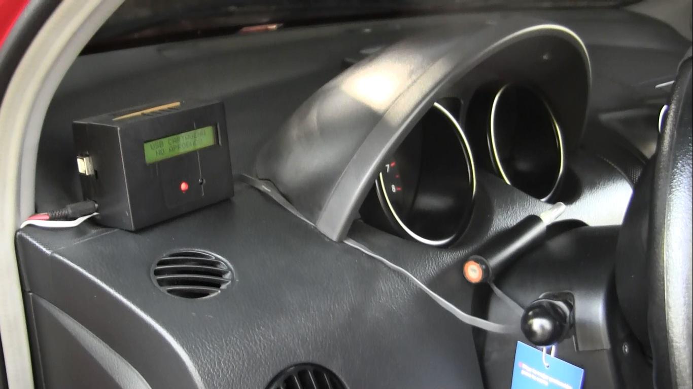 Crean sistema que bloquea el encendido del carro si se está borracho ...