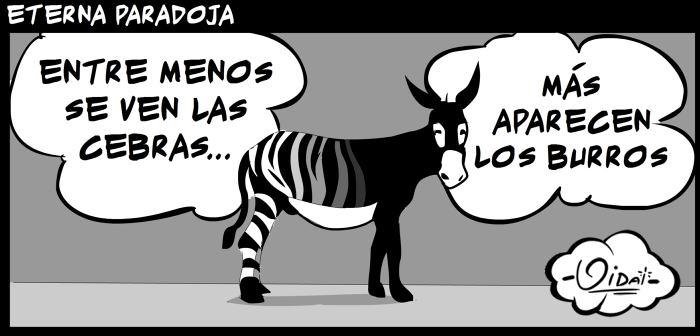 Caricaturas: Caricatura periodistica