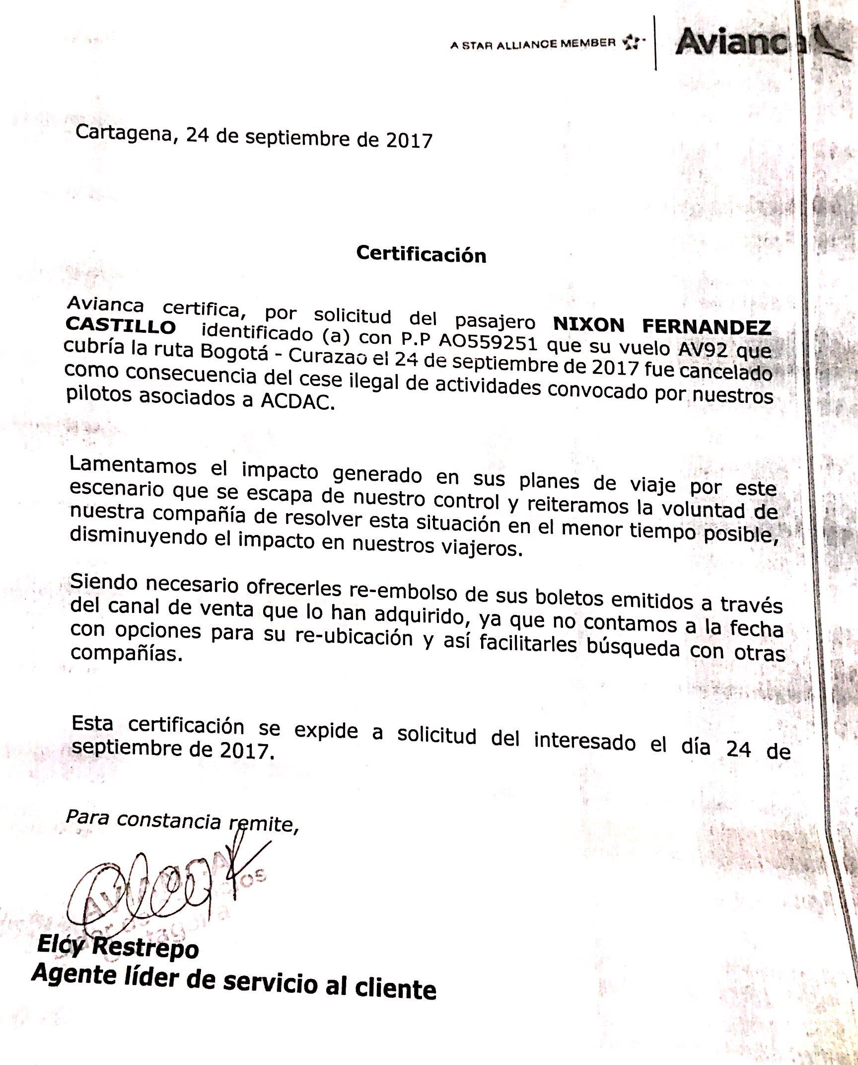 Fantástico Ejemplo De Carta De Presentación Del Piloto Galería ...