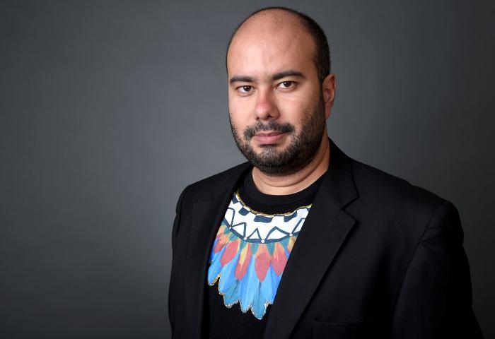 Ciro Guerra, director colombiano de cine.