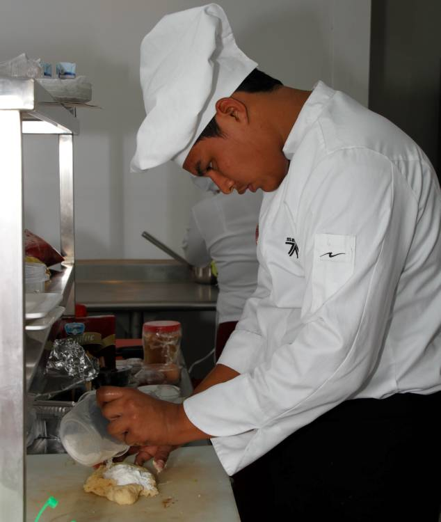 Vitrina para la cocina cartagenera | ONCURSO TABLA REDONDA alpina ...
