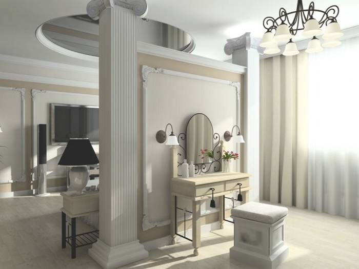 los muebles son la base de este estilo mesas asientos cmodas tocadores y bales antiguos pintados de blanco o en tonos muy suaves combinados con