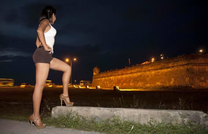 prostitutas cartagena definicion de prostitucion