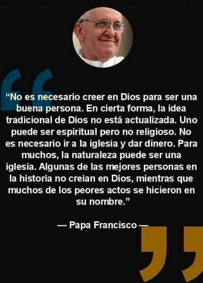 Por Esta Razón No Debes Compartir Este Mensaje Del Papa