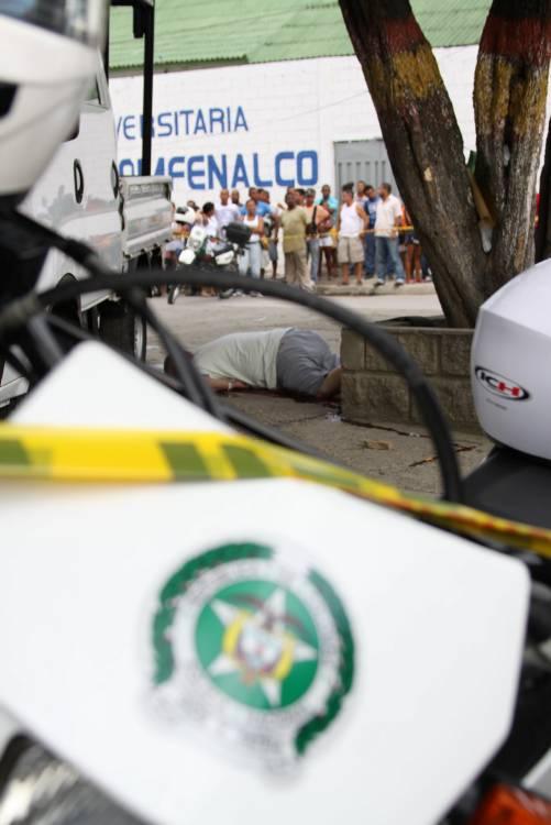 homicidio colombia: