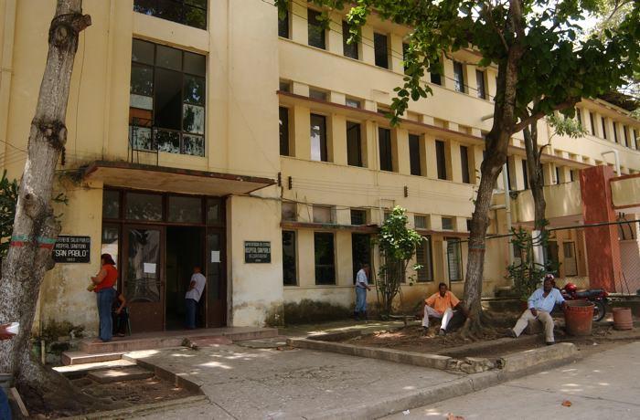 Resultado de imagen para hospital san pablo de cartagena