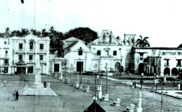 El Teatro Variedades, en 1923.