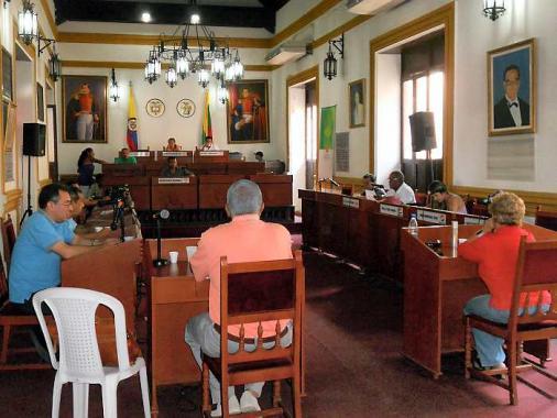 En la Asamblea Departamental fue aprobado el presupuesto departamental