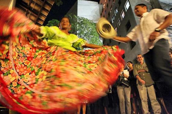 Recorrido musical de los bailes del Departamento, en particular de Barranco de L