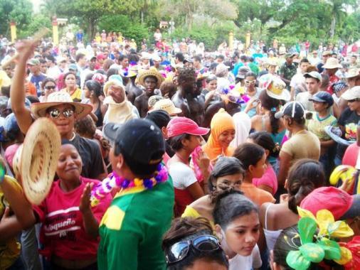 Los carnavales son tradicionales en San Juan Nepomuceno. Este año las autoridade