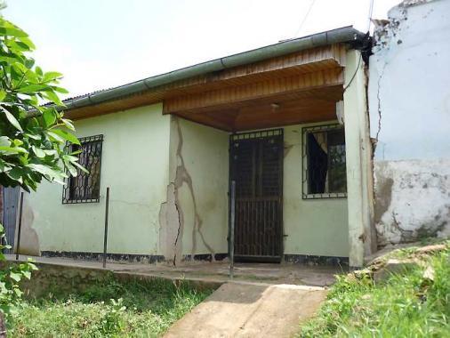 Unas 70 Las viviendas del barrio El Prado, de El Carmen de Bolívar, están deteri